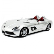 Officially Licensed Mercedes Benz SLR McLaren Z199 Electric RC Car 1:12 RTR (Colors May Vary) Big Size Authentic Body Styling