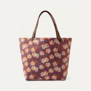 PETITE MENDIGOTE Shopper CHLOE PINEAPPLE