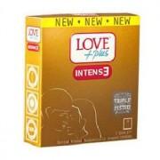 Prezervative Intense 3buc. Love Plus