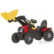 Tractor cu pedale și cupă Rolly FarmTrac Case Puma CVX 225