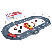 Bburago 15631233 - pista di prova della Ferrari inclusa 1 veicolo