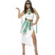 Vegaoo Ägyptische Königin Kostüm für Damen