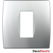 Modul Rama Soft 1m argintiu