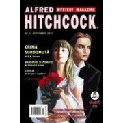Alfred Hitchcock - Mystery magazine nr. 1 Octombire 2011