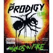 Prodigy - Live World's On Fire (0711297880458) (1 BLU-RAY + 1 CD)