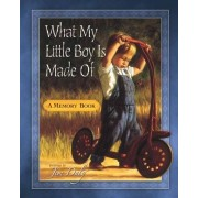 What My Little Boy Is Made Of by Jim Daly