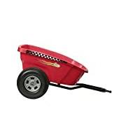 Ferbedo 30133 Cart Trailer for Ferbedo Go-Carts Red