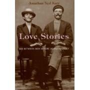 Love Stories by Jonathan Ned Katz