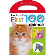 Animals (Scholastic Early Learners: My First 100 Touch and Lift)