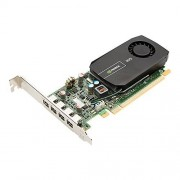 PNY NVIDIA NVS 510 Carte Graphique Professionnelle 2 Go GDDR3 PCI-Express Low Profile 4 x DP/DVI (VCNVS510DVI-PB)