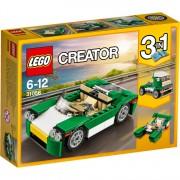 Creator - Groene sportwagen