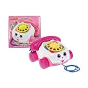 Fisher Price Chatter Telephone Pink