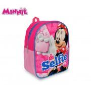 MN16500 Zaino scuola asilo e tempo libero Minnie Mouse 24x20x9 cm