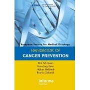 ESMO Handbook of Cancer Prevention by Dirk Schrijvers