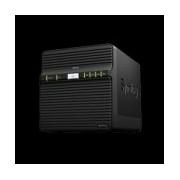 NAS SYNOLOGY DS416J 4 BAHIAS/HASTA 40TB/1.3 GHZ/512 MB DDR3/LAN GIGABITX1/USBX2/SATAX4