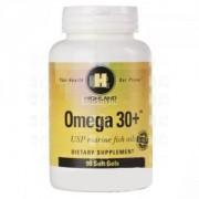 Highland omega 30+ halolaj kapsz. 90 db