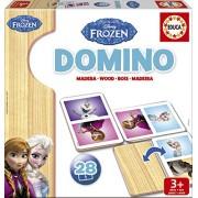 Frozen - Dominó de madera (Educa Borrás 16255)