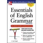 Essentials of English Grammar by L. Sue Baugh