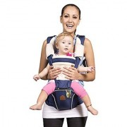 Bebamour New Style Designer Sling and Baby Carrier 2 in 1 Dark Blue