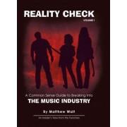 Reality Check by Matthew Walt