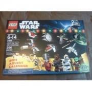NEW 2011 LEGO STAR WARS ADVENT CALENDAR SET # 7958 by LEGO