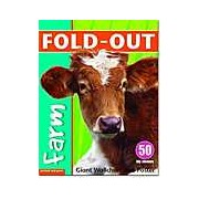 Fold-Out Poster Sticker Farm