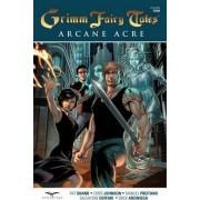 Grimm Fairy Tales Arcane Acre Volume 4 by Manuel Preitano