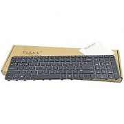 Eathtek Replacement Keyboard with Frame Non-Backlit for HP Pavilion Envy M6 M6T M6-1000 M6-1100 M6-1200 series Black US Layout (There are some dirty on the backside. But the keyboard is brand new!)