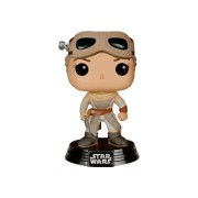 Funko POP!: Star Wars: The Force Awakens - Rey met bril Limited Edition
