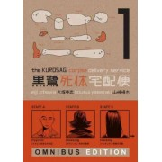 Kurosagi Corpse Delivery Service, The: Book One Omnibus by Eiji Otsuka