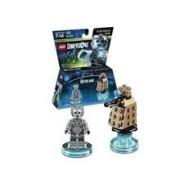 Lego Dimensions Doctor Who Cyberman And Dalek Fun Pack