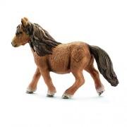 Schleich Shetland Pony Mare Toy Figure