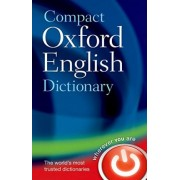 Compact Oxford English Dictionary of Current English by Oxford Dictionaries