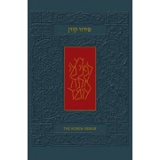 The Koren Sacks Siddur: Hebrew/English Prayerbook For Shabbat & Holidays With Translation And Commentary