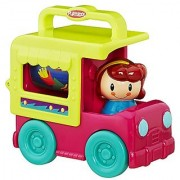 Playskool Fold N Roll Trucks Ice Cream Truck