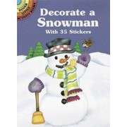 Decorate a Snowman by Cathy Beylon