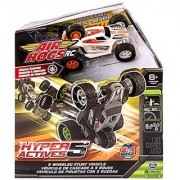 Air Hogs RC Hyper Actives 5 - 5 Wheeled 2.4 GHZ RC Stunt Vehicle - Orange