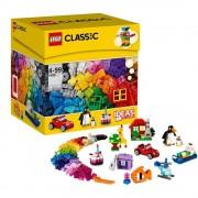 LEGO® ЛЕГО КЛАСИК-КУТИЯ ЗА ТВОРЧЕСКО - СТРОИТЕЛСТВО,Creative Building Box