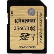 Card Memorie SDXC UHS-I, 256GB, Class 10