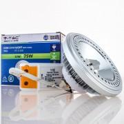 Lâmpada LED AR111 15w»75W 20º Luz Quente 780Lm DIM