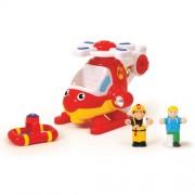 WOW Toys - Fire Rescue Rory, avión de juguete (10314)