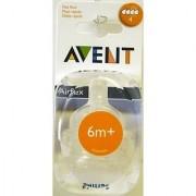 Avent Classic Fast Flow Nipple New Born - 2 Pack
