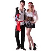 Vegaoo Piraten - Kostüm für Paare