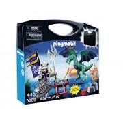 PLAYMOBIL Carrying Case Dragon Knight Playset