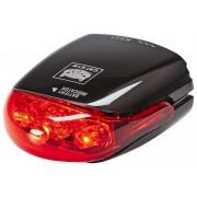CAT EYE TL-LD 270 G - Lampe arrière - noir Lampes arrière