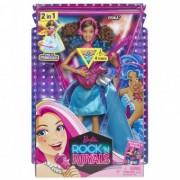 Barbie In Tabara De Muzica Papusa Cu Sunete Erika