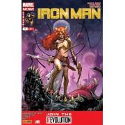 "Iron Man N° 9 ( Mars 2014 ) : "" Les Seuls À Blâmer "" ( Guardians Of The Galaxy + Fantastic Four + Iron Man + Nova )"