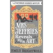 Mrs Jeffries Reveals Her Art by Emily Brightwell