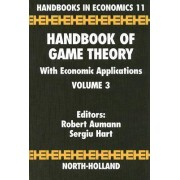 Handbook of Game Theory with Economic Applications: Set 3 by Robert J. Aumann