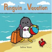 Penguin on Vacation, Hardcover